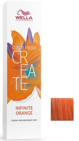 Wella color fresh su capelli asciutti